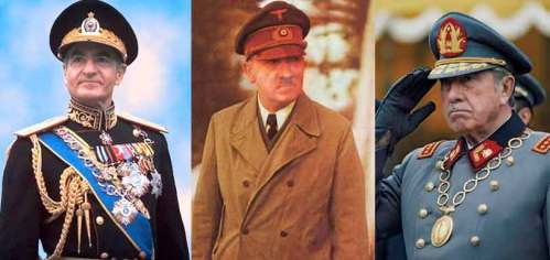 Dictators Triptych