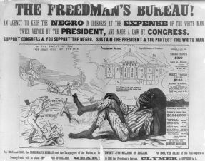 """Freedman's bureau""."